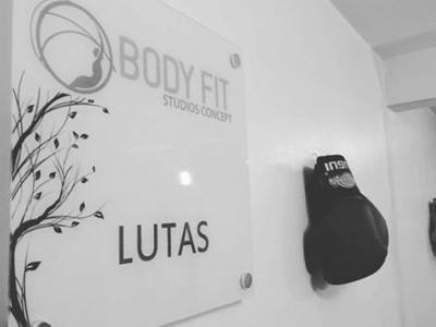 Body Fit Studios Concept