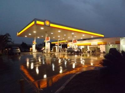 Posto de gasolina Ribeirão Preto 450m3