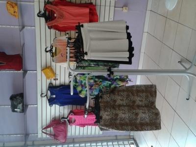 loja de roupas feminina