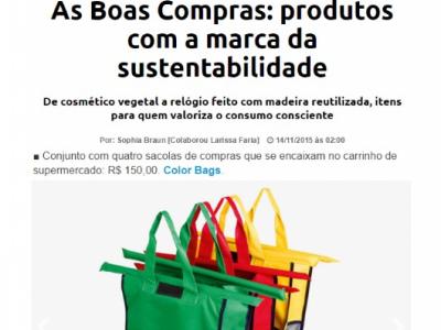 Vendo Empresa Color Bags com 50% de lucro! -