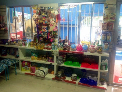 Pet Shop + Clínica Veterinária, 2 andares, área nobre