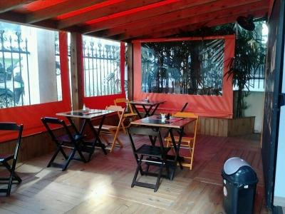 Cafeteria em um Container - Transporte para qualquer lugar