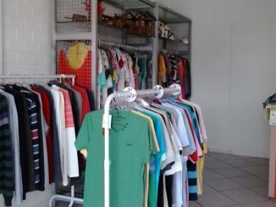 Vendo loja de roupas masculina, feminina e infantil