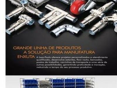 Industria de equipamentos modulares  leantools.com.br