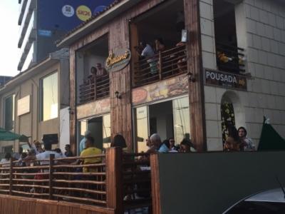 Pousada restaurante/bar