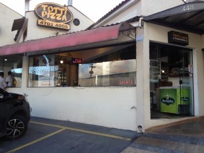 Pizzaria e Cafe