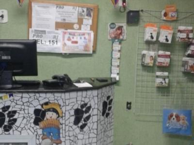 Passo Pet Shop em otima localização