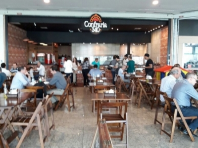 Restaurante Self Service (sem aluguel e sem tx franquia)