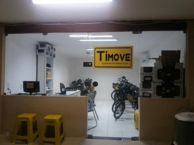 vendo / repasso loja nova de aluguel de bicicletas eletricas