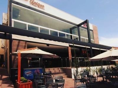 Restaurante A Lá Carte, Restaurante Japonês , Restaurante por quilo e Choperia