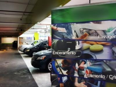 Estética Automotiva em Shopping. Potencial incrível.