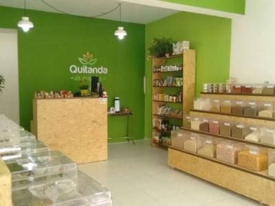 Vendo loja produtos naturais a granel