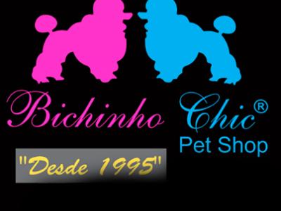 Franquia de Pet shop Bichinho Chic desde 1.995