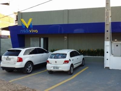 Empresa de Comunicacao Visual e Midia Exterior - Contrato Ativo com Cliente TIM Nordeste/Brasil