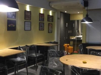 Cafeteria com ótima localização em Campos dos Goytacazes