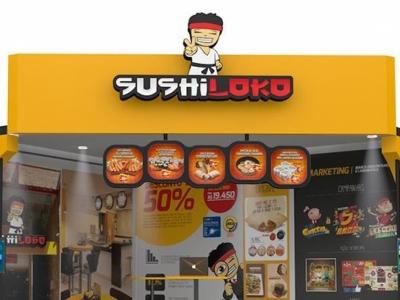Franquia Restaurante SUSHILOKO (Maior rede do DF)