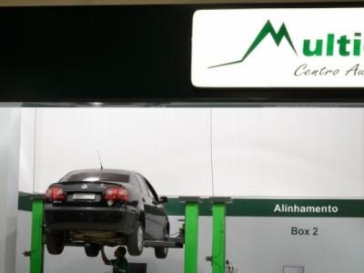 Centro Automotivo Dentro do Metropolitan Shopping Betim - MG