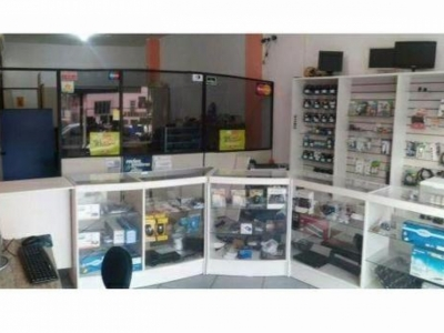 estoque Loja informática montada cnpj desde 2007