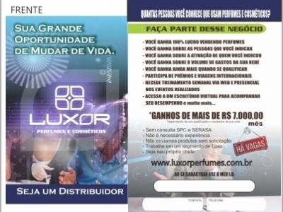 PROCURA-SE DISTRIBUIDORES DE PERFUMES E COSMÉTICOS -  GANHOS DE 1500,00 A 5000,00 POR MÊS
