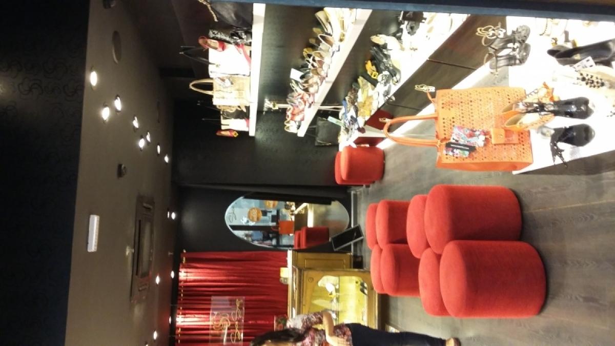 Loja de Sapatos Femininos - Franquia
