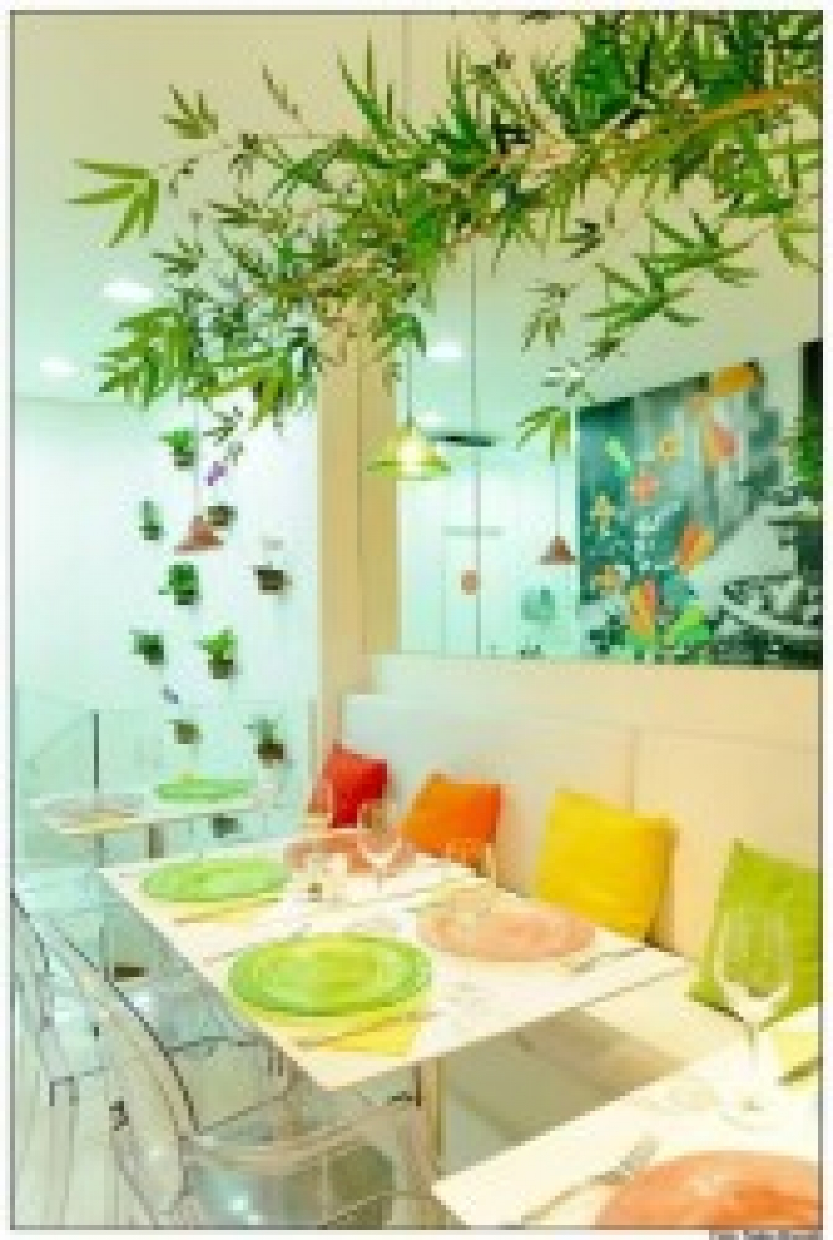 Restaurante conceito de Saladas gourmet no itaim