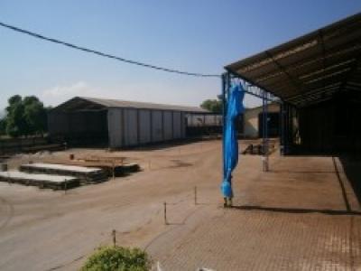 Vendo Fabrica de Estruturas Metalicas, Calderaria, Jateamento e Pintura