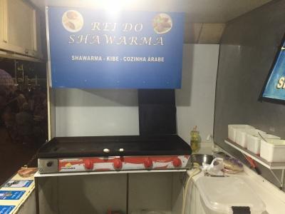 Oportunidade food truck / trailer completo