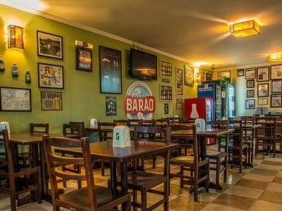 Bar e Restaurante Funcionando - Oportunidade