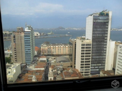 GRUPO DE SALAS COMERCIAIS 400m² -CENTRO-RJ EXCELENTE INVESTIMENTO RIO.