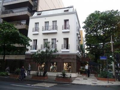 VENDO PRÉDIO COMERCIAL HOTEL E RESTAURANTE IPANEMA -RIO DE JANEIRO.