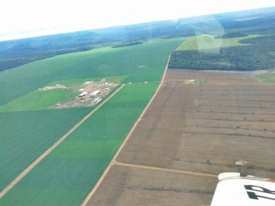 Vendo Fazenda com 29.000 hectares na região de Comodoro – MT.