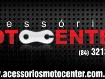 Loja de Motopeças Acessorios Moto Center