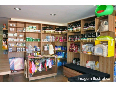 Clinica Veterinária + Banho e Tosa + Petshop – Com