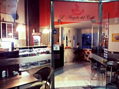 Ponto comercial: Café e restaurante
