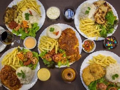 Ponto comercial - Restaurante completo
