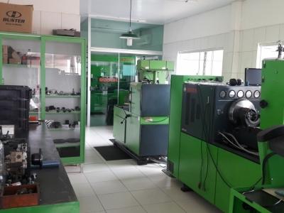 Oficina de Bomba e Bico Injetores Diesel