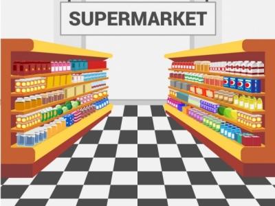 Vendo um supermercado completo funcionado