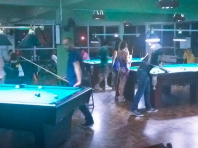 Mobiliário Snooker bar