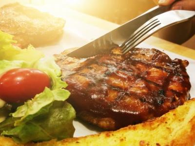 Restaurante fast foods