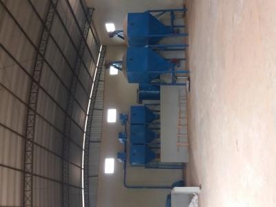 fábrica de ração