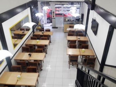 Excelente Ponto Comercial - Restaurante completo