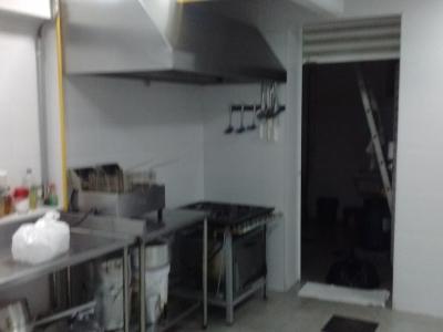 Vendo Lanchonete toda Equipada com Cozinha montada