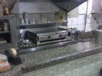 Lanchonete/Casa de Salgados com disposição para agregar atividade de Pizzaria Delivery