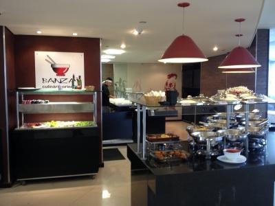 Restaurante  Culinária Oriental