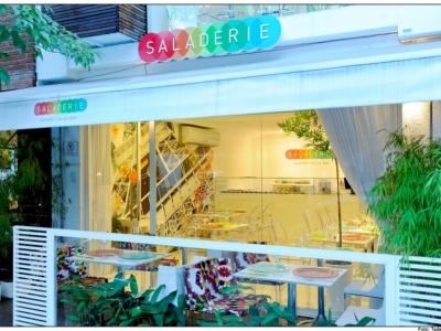 Vendo Restaurante de Saladas Gourmet no Itaim