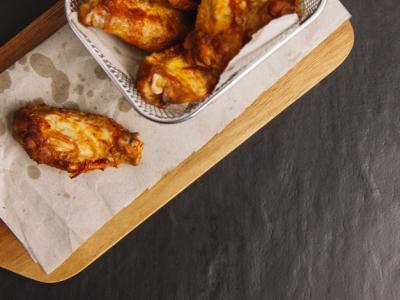 Loja montada e Faturando-Frango Frito no Balde