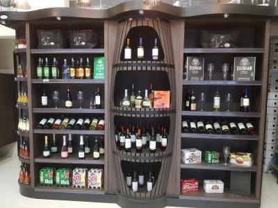 Boutique de Carnes, espetos, vinhos e bebidas.