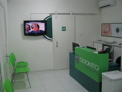 Clinica Odontologica no centro de Santos SP