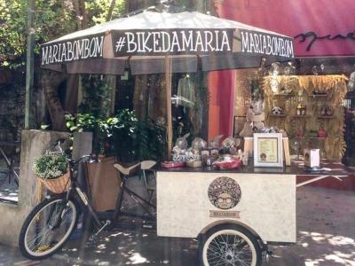 Doceria artesanal - Atelie + foodbike