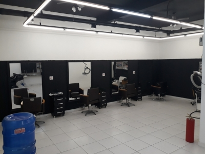 Salão de Beleza e Estética - Funcionando
